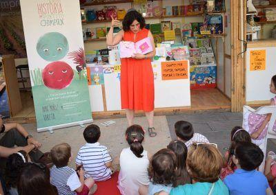 Feria del libro de Xirivella 2017