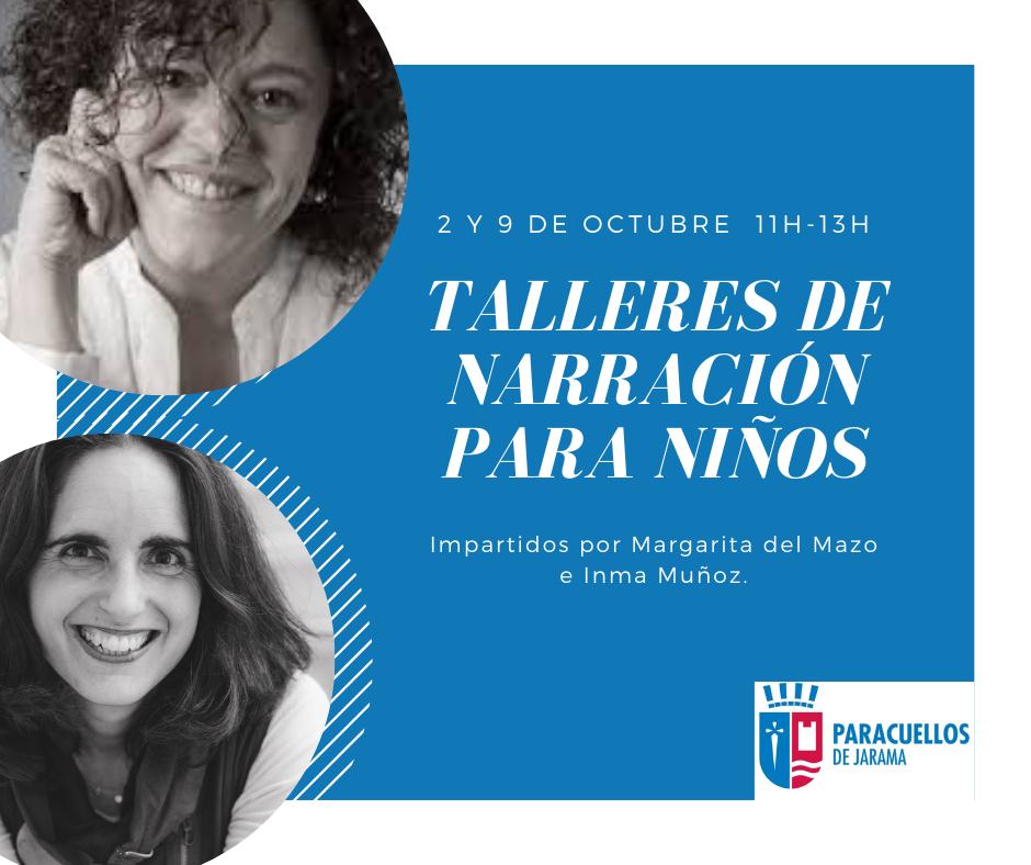 Taller de Inma Muñoz y Margarita del Mazo
