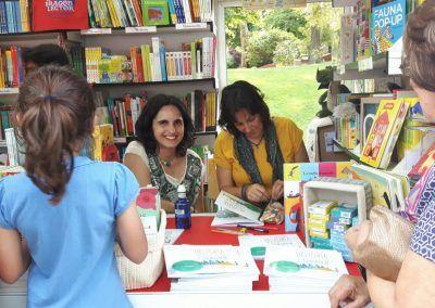 Feria del libro 2016